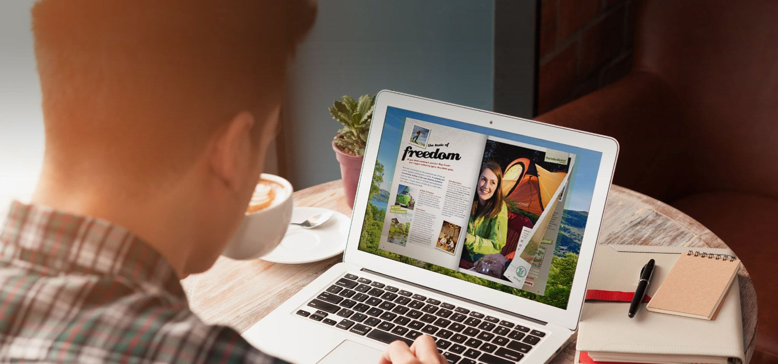 Your Brochure header